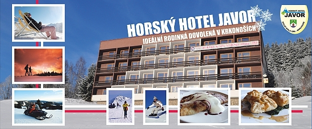 RODINA TOP! 4-8 denní balíček s plnou penzí v Hotelu Javor***