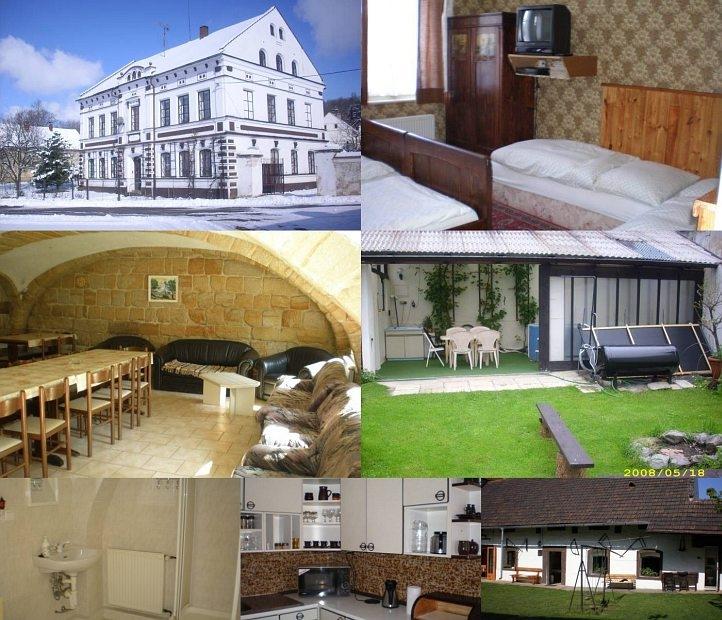 Balzám na nervy! 4-5 dní se snídaní v penzionu u Suchánků v Máchově kraji.