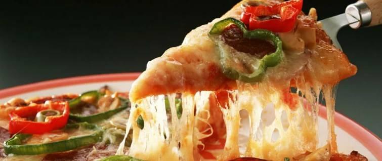 Akce na vynikající pizzu v restauraci v Horském Hotelu Javor v Krkonoších.