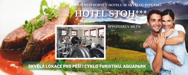 Prázdninový balíček na 3,6,8 dní s polopenzí přímo ve Špindlerově Mlýně.