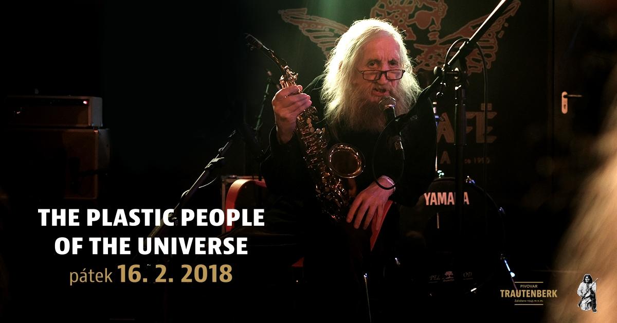 PŘEDPRODEJ VSTUPENEK 16. 2. 2018 - Plastic People - Horský Wigwam Geronimo